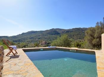Country cozy house with pool Mallorca 4pax - Apartment in Andratx