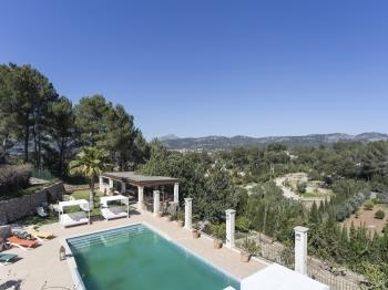 Majestic Holiday Estate sleep 12 pers in Calvia - Apartment in Calvia