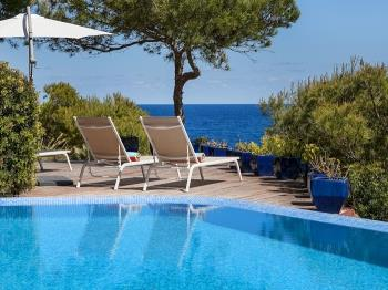 Mallorca front line property direct access to sea - Apartment in Capdepera