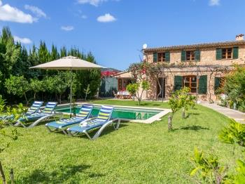Beautiful Mallorcan Villa with pool in Soller - Apartment in Sollér