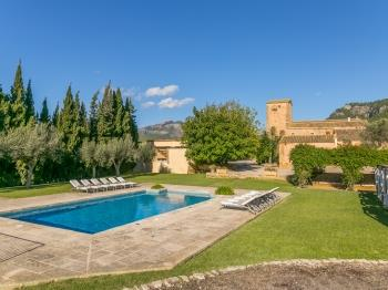 Finca next Port Andratx with pool wifi aircon/heat - Apartment in Andratx