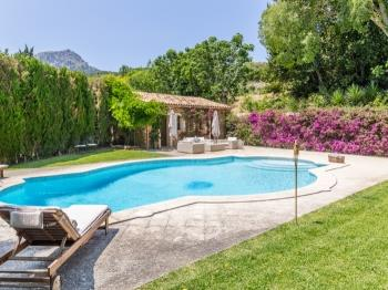 Mallorca Beautiful Villa with pool in Puigpunyent - Apartment in Puigpunyent