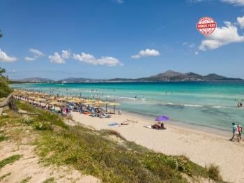 Cozy Apartment with terrace in Port Alcudia - Apartment in Alcudia
